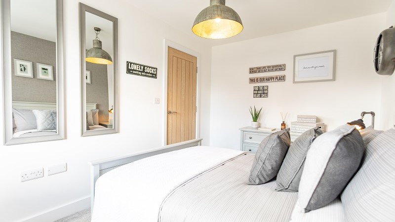Malham show home, Orchard Croft, Sheffield